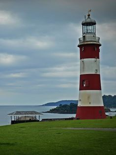 Smeaton's Tower, Hoe at Plymouth | ©Mike Perry | Google+