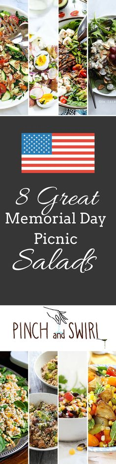 8 Great Memorial Day
