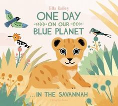 One Day On Our Blue Planet . . . in the Savannah by Ella Bailey