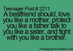 which is why i love my friends more than my family; they are my family!