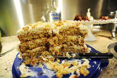 Billie's Italian Cream Cake pioneer woman