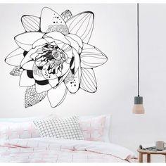 vinil-autocolante-decorativo-flor