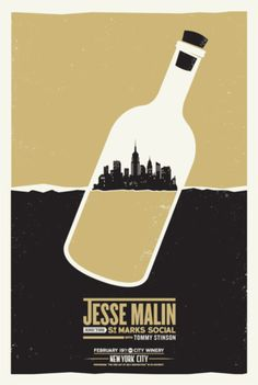 NYC in a bottle