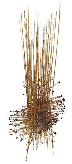 Wire Sculpture, Harry Bertoia, 1950s