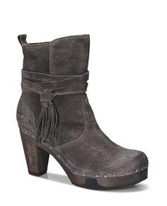 FINI Bailey lava #softclox #clogs #munich #muc #shoes #fall #fallshoes #FINIBailey #lava #darksole #woddensole