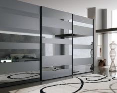 the most stylish Modern or Vintage Wooden Furniture Bedroom Decorating Big or Small Sliding Wardrobe Doors Design Mirror photos