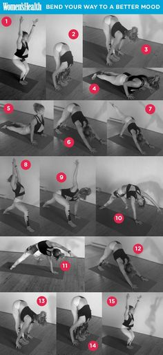 Yoga has much more of a positive effect on mood and anxiety than other kinds of exercise