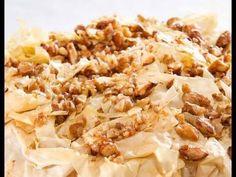 Baklava Käsekuchen   EINFACH ZU LERNEN   SCHNELLE REZEPTE - YouTube - #Baklava #einfach #Käsekuchen #LERNEN #Rezepte #Schnelle #YouTube #zu Quick Recipes, Quick Meals, Baklava Cheesecake, Cheesecakes, Dessert, Risotto, Macaroni And Cheese, Youtube, Dishes