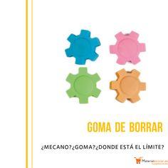 SKU: 75045 http://www.materialescolar.es/sobremesa-de-estudio/gomas-de-borrar-y-elasticas-correctores/goma-liderpapel-forma-mecano-expositor-48-uds-75045.html
