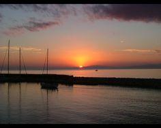 #sunset at Marina di Scarlino