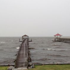 Storming on Lake Pontchartrain