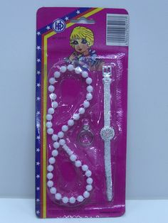 VINTAGE 80'S HP GIRL FASHION ACCESSORIES JEWELERY COSMETIC BEAUTY SET TOY MOC 2 | eBay