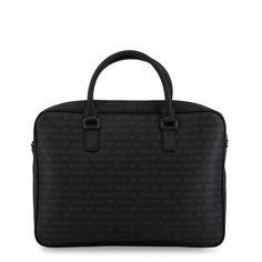 Armani Jeans Men, Leather Laptop Bag, Leather Bags, Briefcase For Men, Clutch, Color Negra, Emporio Armani, Oakley, Fendi