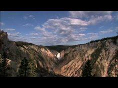 the USA: Yellowstone National Park - Yellowstonen kansallispuisto