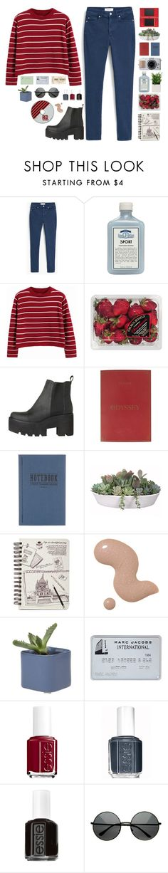 """""""Hotel California"""" by radioactives ❤ liked on Polyvore featuring MANGO, John Allan's, Chicnova Fashion, FRUIT, Tanner Goods, VesseL, Nintendo, Essie and vintage"""