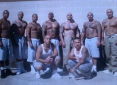 Mexican American gangstas.