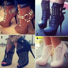 Totally in love with booties
