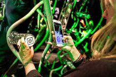 La Fura Dels Baus pede para plateia usar smartphones em M.U.R.S.