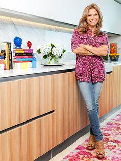 Ingrid Hoffman on Healthy Eating - Light Latin Cooking with Ingrid Hoffman - Woman's Day #latino