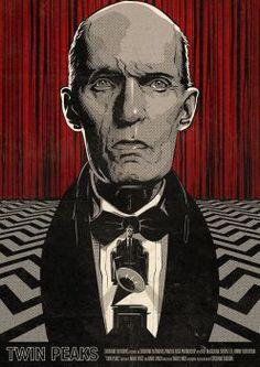 Twin Peaks Poster - Season 3 Episode 1 by CrisVector