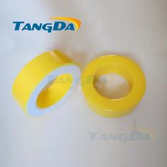US $26.80 Tangda Iron powder cores T300-26D OD*ID*HT 78*49*26 mm 160nH/N2 75ue Iron dust core Ferrite Toroid Core toroidal yellow white #Tangda #Iron #powder #cores #T300-26D #OD*ID*HT #78*49*26 #160nH/N2 #75ue #dust #core #Ferrite #Toroid #Core #toroidal #yellow #white