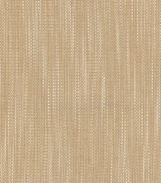 Upholstery Fabric-Waverly Varick Sesame