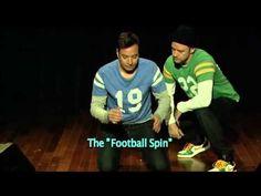 ▶ Justin Timberlake & Jimmy Fallon The Evolution of Dance - YouTube