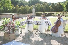 Ivana String Quartet | Quartet in Paris | Headliner | Strings & Wedding | Live Entertainment