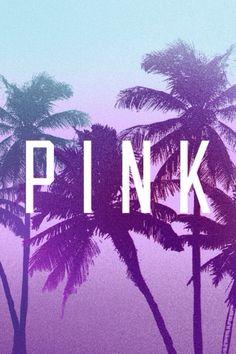 Tropical PINK Wallpaper