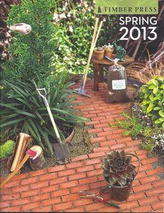 Miniature Gardening with Timber Press #miniaturegarden #timberpress