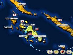 Apocalipsis en el Pacifico, segunda guerra mundial 1/2 - YouTube