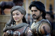 Scene from Magadheera directed by S S Rajamouli