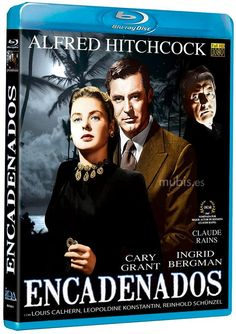 Encadenados. Director Alfred Hitchcock