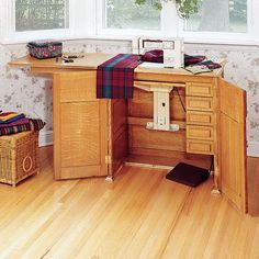 19 best sewing machine storage desk and cabinets images sewing rh pinterest com