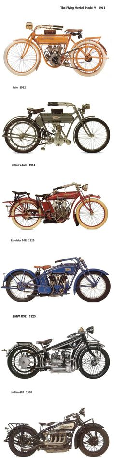 Retro Motocycles