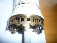 gas lamp parts. Gas Lights, Vintage Microphone, Lamps, Antiques, Ebay, Lightbulbs, Antiquities, Antique, Light Fixtures