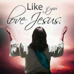 I love you, Jesus.