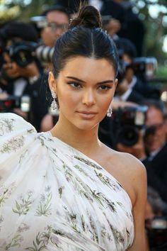 "Kendall Jenner – Beats Per Minute"" Premiere, Cannes Film Festival Kendall Jenner Short Hair, Kendall Jenner Runway, Kendall Jenner Outfits, The Most Beautiful Girl, Beautiful Women, Kardashian Jenner, Celebs, Celebrities, Cannes Film Festival"