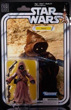 Humor Star Wars Basic Actionfiguren Duo-pack Rebel Commando Pao Vs Death Trooper