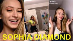 NEW TIK TOK SOPHIA DIAMOND SEXY DESEMBER 2018 Tik Tok, Music, Youtube, Musica, Musik, Muziek, Music Activities, Youtubers, Youtube Movies