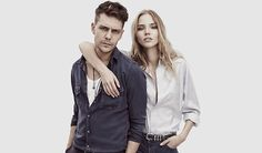 The Kooples Launches E-Comm in the U.S. - Daily Front Row - http://fashionweekdaily.com/the-kooples-launch-e-comm-in-the-u-s/