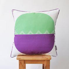 NEW Geometric Decorative Pillow Modern Throw by LoveJoyCreate