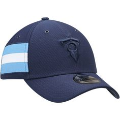 online retailer 6757e 456f9 Men s Tennessee Titans New Era Navy Kickoff Reverse 39THIRTY Flex Hat, Your  Price   31.99