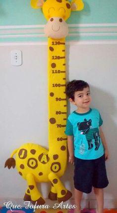 Marcador altura infantil