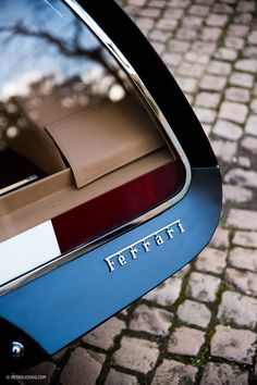 Ferrari Daytona 365 GTB/4 Shooting Brake