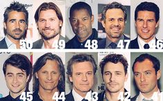 Empires top 50 sexiest men: ahahahahha! This is great! (GIF) CLICK IT, SERIOUSLY!!!