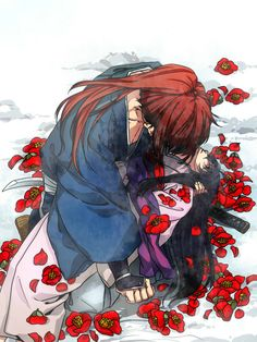 Tags: Anime, Dead, Rurouni Kenshin, Himura Kenshin, Samurai X, Yukishiro Tomoe