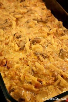 Ένα υπέροχο φαγάκι που θα το λατρέψετε! Cookbook Recipes, Cooking Recipes, Greek Cheese, Chicken Recipes Video, Greek Recipes, Food Dishes, Food Videos, Crockpot Recipes, Macaroni And Cheese