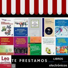 Novedades libros electrónicos en plataforma LEO