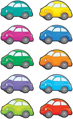 - Cars Accents, Use this decorative artwork to dress up classroom walls and doors, label bins and desks, or accent bulletin boards. Color Activities, Learning Activities, Activities For Kids, Teaching Kids, Kids Learning, Transportation Theme, Teacher Created Resources, Petite Section, Classroom Walls